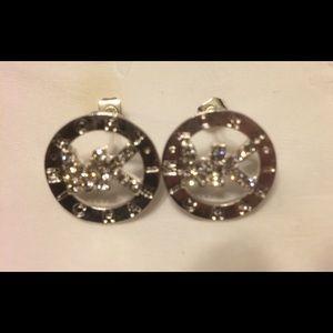 Michael Kors pierced earrings